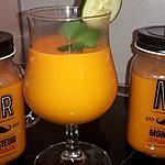 recette soupe de carottes orange et gingembre
