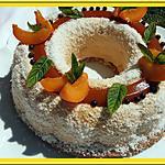 recette Entremet Abricot