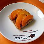 recette Biscuit aux abricots