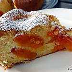 recette Moelleux aux abricots