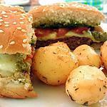 recette Hamburgers à l'italienne