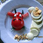 recette soyons vache avec les tomates