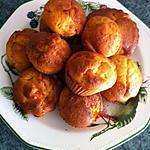 recette Muffins aux abricots et amandes