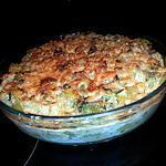 recette Gratin de pommes de terre au poisson et poireaux