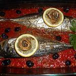 recette Chinchards à la provençale