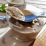 recette Soupe froide aux champignons et au yaourt grec