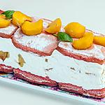recette Terrine aux pêches et nectarines