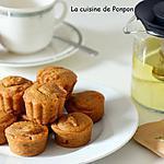 recette Moelleux à la crème de marron, amandes et écorces d'orange confite