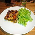 recette Lasagnes de veau aux légumes du soleil
