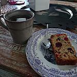 recette Cake anglais aux fruits confits
