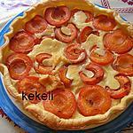 recette Tarte aux abricots facile et rapide