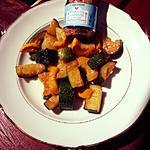 recette Courgettes mijotées à la fleur de sel de Guerande et au piment d'Espelette