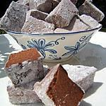 recette Chamalow au chocolat