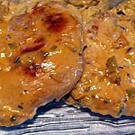 recette Côtes de porc sauce aigre-douce