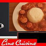 recette Rougail saucisses (Cookeo)