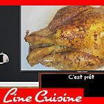 recette Poulet entier (Cookeo)