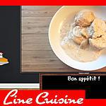 recette Rôti de dinde sauce mascarpone & champignons (Cookeo)