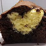 recette cake coeur surprise citron chocolat gingembre