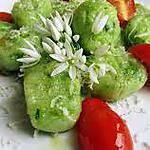 recette Gnocchi aux feuille de betterave