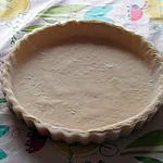 recette Pâte à tarte légère