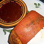 recette Poitrine de porc aux épices confite en cocotte