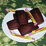 recette Petits cakes aux carambars