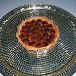 "recette Tarte aux prunes ""reine-claude"""