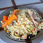 recette Riz jerbien (Tunisie)