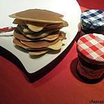 recette Pancakes light
