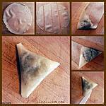 recette Pliage facile des feuilles de brick en samoussas