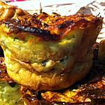 recette Petits flancs de courgettes