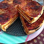 recette Gazza au chorizo