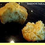 recette Petits cakes ananas coco