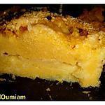 recette Polenta aux 4 fromages