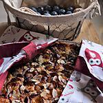 recette Tarte aux prunes de Grand-mère