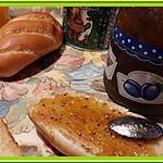 recette Confiture de prunes et Kiwi au thermomix