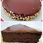 recette LE FRAICHEUR CHOCOLAT DE PIERRE HERME