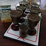 recette mousse au chocolat aux perles du japon