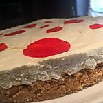 recette Cheese-cake sans cuisson petits beurre parfum exotique