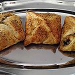 recette Friand aux feuilles vertes et mascarpone