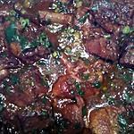 recette civet canard réunionnais