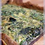 recette Tarte aux fines herbes
