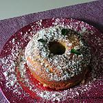 recette Gâteau yaourt à la crème pâtissière allégée
