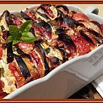 recette Clafoutian aux légumes du soleil et chorizo