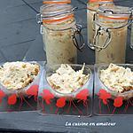 recette Rillettes de poulet au paprika