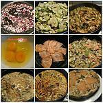 recette Terrine de courgettes au saumon fumé