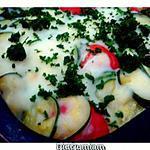 recette Gratin de légumes