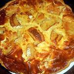 recette Quiche saumon,épinard, camenbert