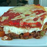 recette Lasagne tout-en-un dans une poêle