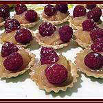 recette Tartelettes Citron Framboises